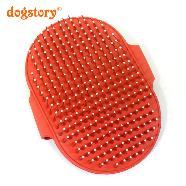 High Quality Pet Hardcover Stainless Steel Needle Round Brush Dogs and Cats Clean Bathing Beauty Pet Brush Wholesale Sales