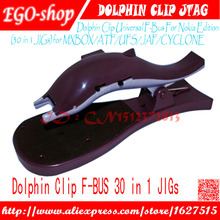 new Dolphin Clip Universal F-Bus For Nokia Edition (30 in 1 JIGs)+ Free Shipping