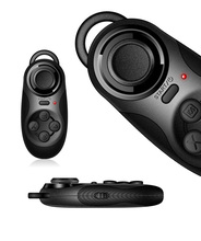 2017 Universal Bluetooth Remote Controller Gamepad Joystick for Android iOS Smartphone 3D VR Glasses TV Box Tablet PC Computer
