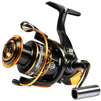 Goture Metal Spool Fishing Reel Spinning Reel 5 2 1 12 1BB Saltwater Feeder Carp Fishing