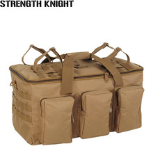 Men's New Military Tactical Backpack Multifunction Waterproof Oxford 1680D Hiking Camping Backpacks Outdoor Wear-resisting Bag  цены