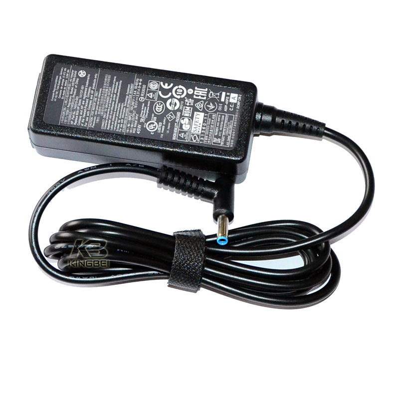 New 45W 19.5V AC Charger Compatible For HP Spectre 13-3007tu 13-3000eo SlateBook 14-p091nr Ultrabook Power Adapter