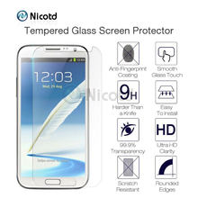 Tempered glass For Samsung Galaxy J5 J3 J7 J1 2016 2015 Screen Protector Protective Film for galaxy J110 ace J310 J510 J710 J500(China)