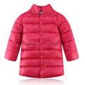 Winter Jacket Boys Solid Turtleneck Boys Parka Children Jackets Boys Girl Fashion Down Coat 2016 Winter Coat Kids Warm Jacket