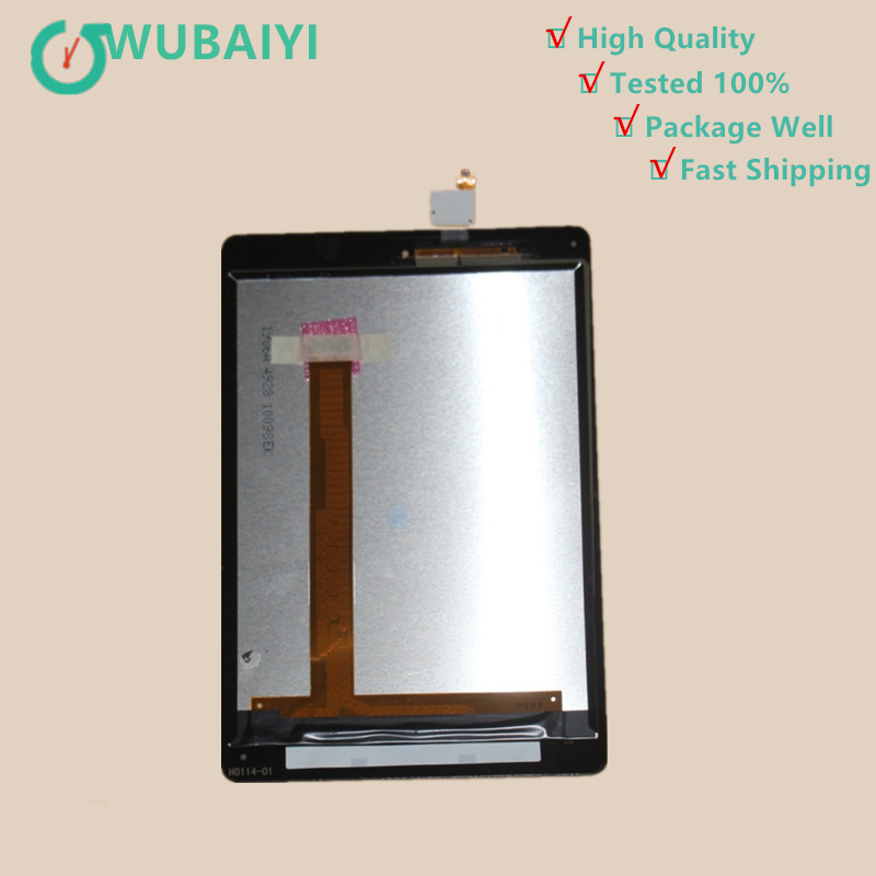 For Xiaomi Mipad Mi Pad 1 A0101 Touch Screen Digitizer Glass+LCD Display Assembly Panel Replacement