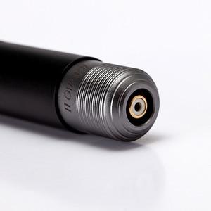 Image 4 - EZ Rambo II Pen Roterende Cartridge Tattoo machine Pen Zwart/Grijs Japan DC Coreless Motor met RCA Verbinding voor cartridge naalden