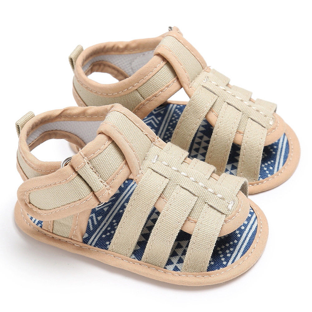 Pudcoco 2018 NEWEST Summer Baby Infant Toddler Boy Girl HOT SALE Summer Three Colors Fashion Sandals Shoes