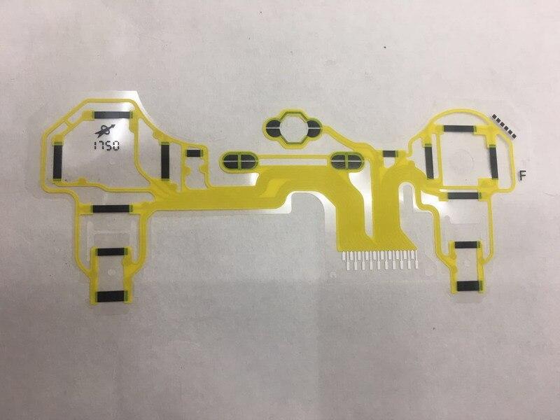 100pcs lot original Conductive film flex cable for ps3 controller vibration shock instead of 188