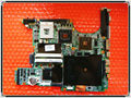 461069-001 para hp dv9700 dv9500 dv9700 dv9000 laptop motherboard notebook g86-770-a2 512 mb ddr2 totalmente testado