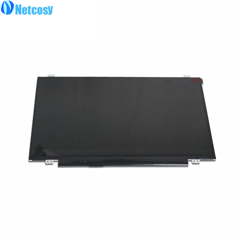 Netcosy HB140WX1-300 New 14.0 40pin Glossy WXGA HD Slim LED LCD Screen 14 0 lcd laptop screen boe hb140wx1 601 hb140wx1 led panel for new 14 wxga hd display matte