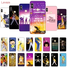 Lavaza Freddie Mercury Queen band Hard Phone Case for Huawei Mate 10 20 P10 P20 P30 Lite Pro P Smart 2019 Honor 8x Cover