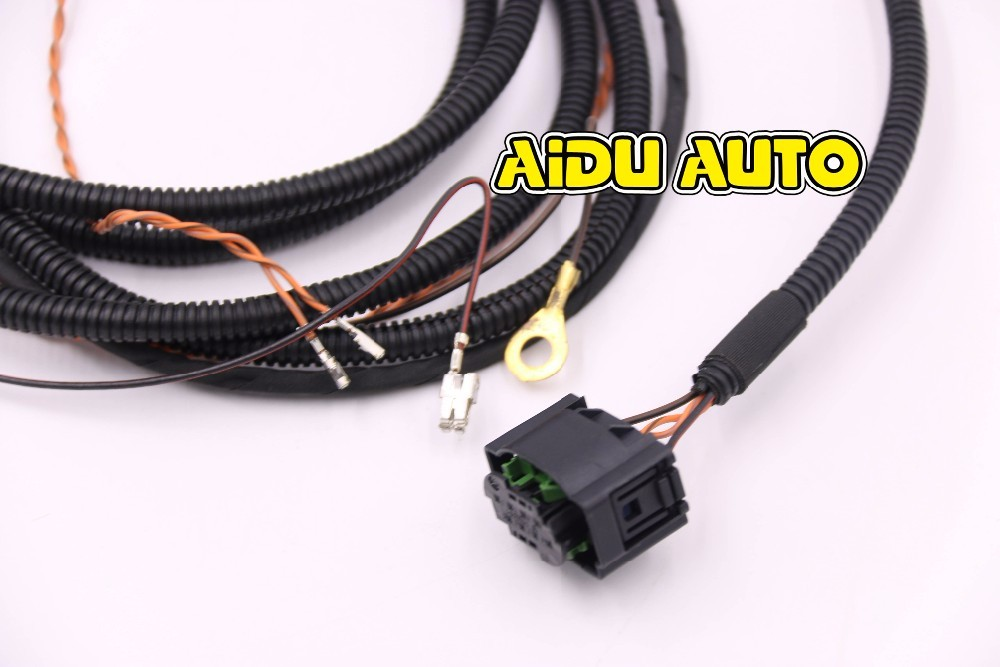 ACC Adaptive Cruise Control system Wire/cable/Harness For AUDI A3 8V A4 A5 Q5 adaptive neurofuzzy control paradigms page 8