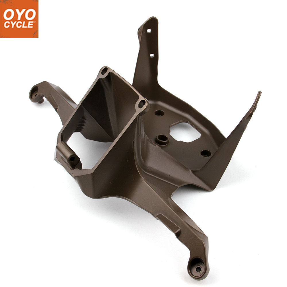 For 08 14 Ducati 848 1098 1098R 1199 Upper Front Headlight Headlamp Bracket Fairing Stay Head Cowling 2008 2009 2010 2014 in Headlight Bracket from Automobiles Motorcycles