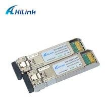 Sợi Quang 10GBASE BX WDM 10G 1270nm/1330nm 20Km DOM BiDi SFP + LC