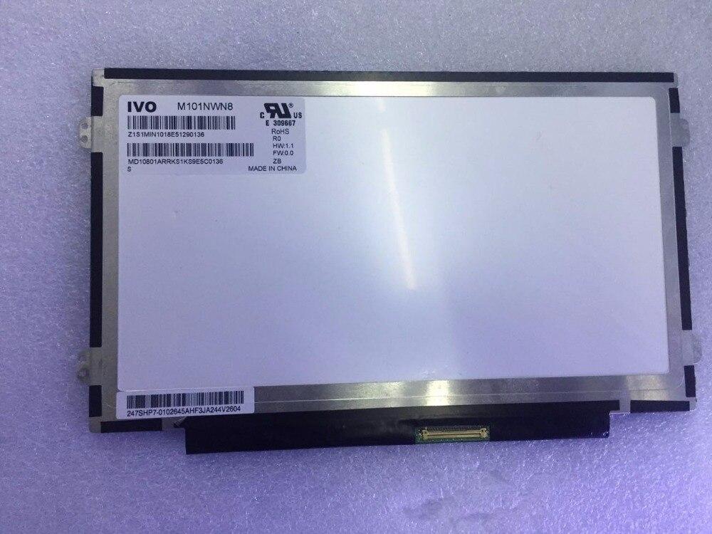 GrassRoot 10.1 inch M101NWN8 R0 fit B101XTN01.1 N101BGE-L31 HD 1366X768 Slim LED LCD Screen Display new dragon m101nwn8 10 1 inch led lcd screen ultra thin high left ears