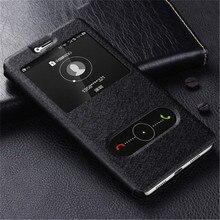 Original Brand PU Leather Cover for Xiaomi Redmi Note 4 Wallet Case Luxury Full Back Flip Kickstand