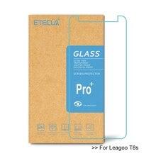 2 sztuk dla Leagoo T8s szkło hartowane Leagoo T8s szkło dla Leagoo T8s ochraniacz ekranu ochronna HD 0.33mm szkła