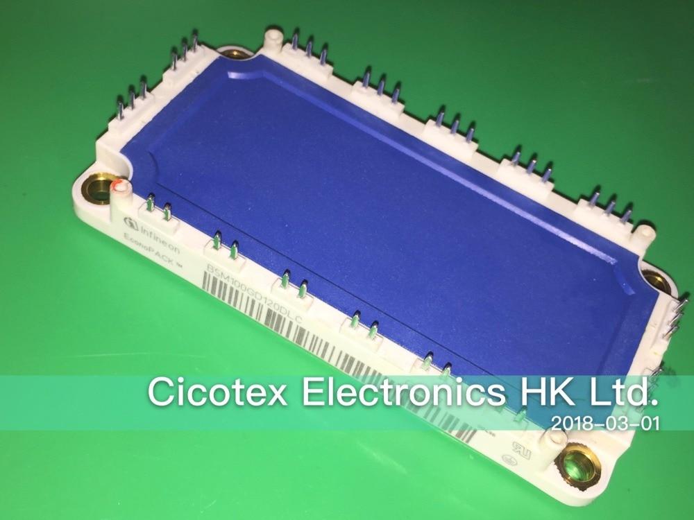 BSM100GD120DLC IGBT 2 LOW POWER ECONO3-1 MODULE 100GD120BSM100GD120DLC IGBT 2 LOW POWER ECONO3-1 MODULE 100GD120