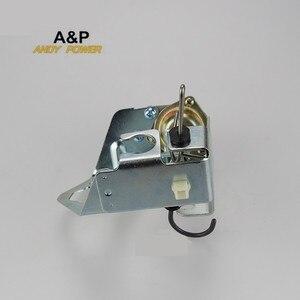 Image 4 - 5kw 6.5KW  generator Auto carburetor choke valve governing pump,188F GX390/GX420 auto choke valve regulating pump damper bracket
