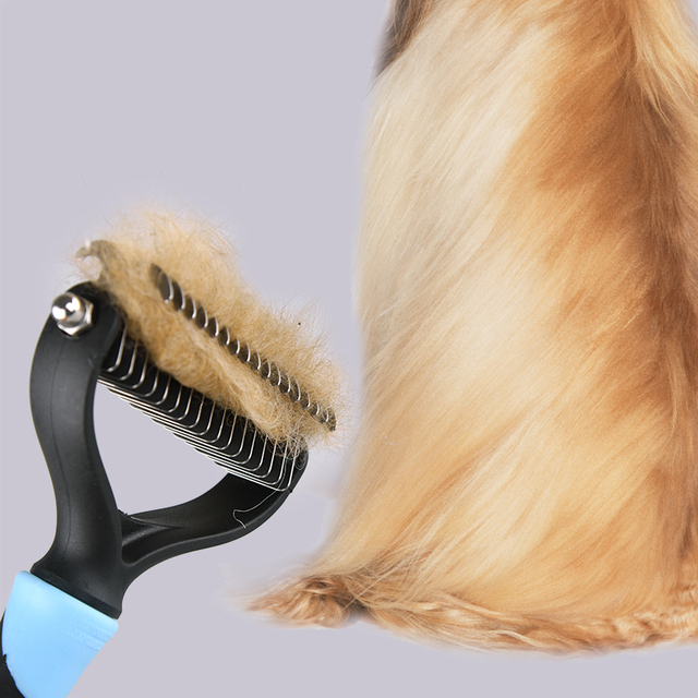 Hair Removal Comb for Cats 3