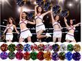 Frete Grátis Rose All Star primeiro parágrafo único cheerleading pom pon Cheerleading elogio suprimentos #1832