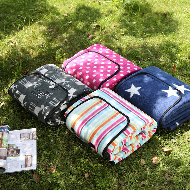 200*200cm Foldable Outdoor Camping Mat Picnic Mat Pad Blanket Baby Play Crawling Mat Waterproof Beach Blanket Tent Pad Mat 4