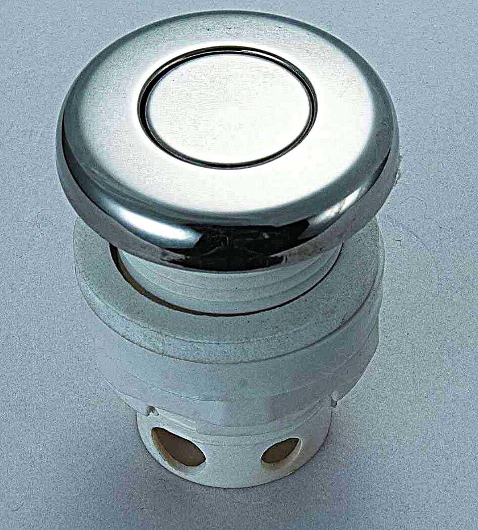 stainless steel Air Button Bath Spa Tub Pump Blower Control ,On Off ...