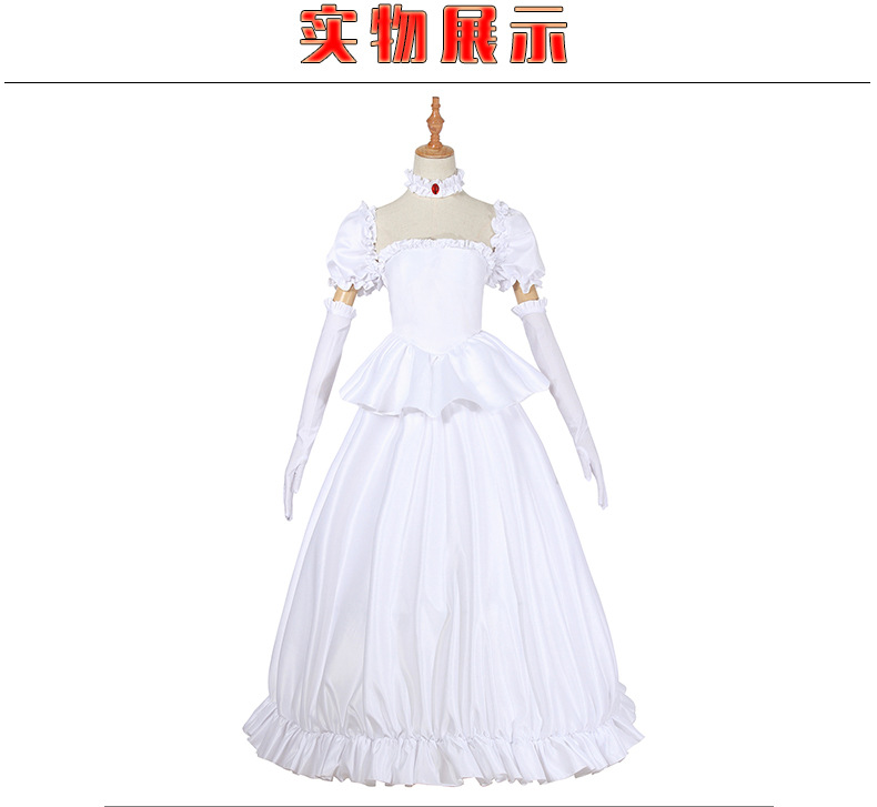 Game Super Mario Princess Bowsette Cosplay Costume Kuppa Koopa Hime Cute Dress Sexy Halloween Carnival Uniforms Custom Made