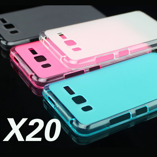 2 NEW SOFT GEL TPU SILICONE SKIN CASE COVER FOR Lenovo A916 , - Electronic Gadgets store