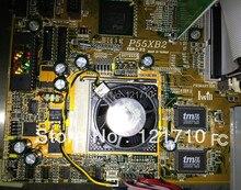 Промышленное оборудование доска IWILL P55XB2 ВЕРСИИ 1.23 с ПРОЦЕССОРОМ и памятью