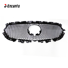 цена High quality front racing grille mesh running board mask cover grills / ABS Honeycomb lacquer grill For MAZDA CX-5 CX5 2017-18