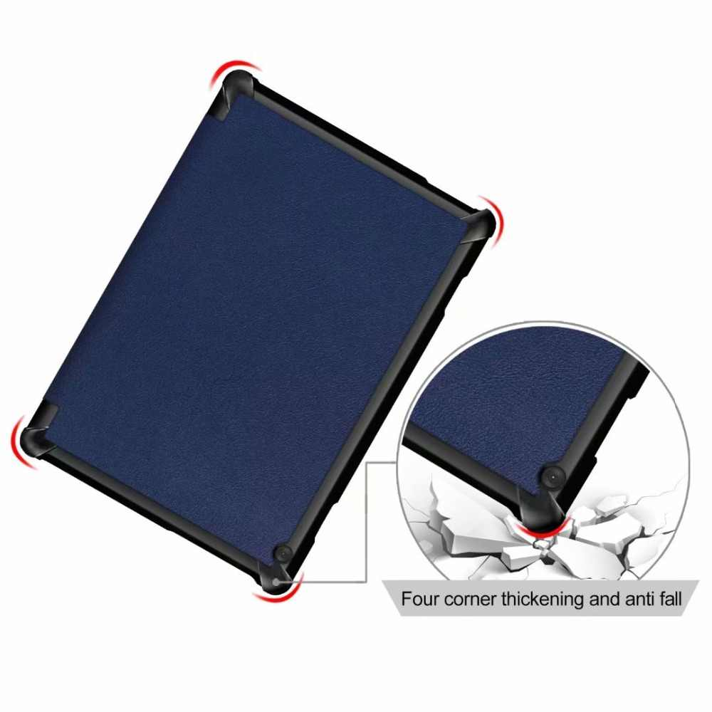 "Smart case For Huawei MediaPad T5 10 AGS2-W09/L09/L03/W19 10.1"" Tablet stand cover forhonor pad 5 Bluetooth Keyboard case+pen"