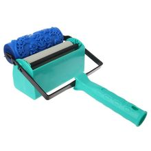 цены Household Use Wall Decorative Paint Roller Brush Handle Tool DIY Easy to Operate Painting Brush Tools