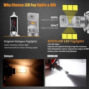 Image 2 - 2pcs H15 LED אוטומטי ערפל מנורת 30W CSP 1919 שבב SMD LED גבוהה כוח לבן 6000K נורות עבור רכב אוטומטי חיצוני ערפל אור פנס מנורה