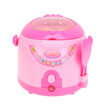 Mini Simulation Kitchen Toys Kids Children Play House Toy Electric Cooker Furniture Kitchen Puzzle Toys