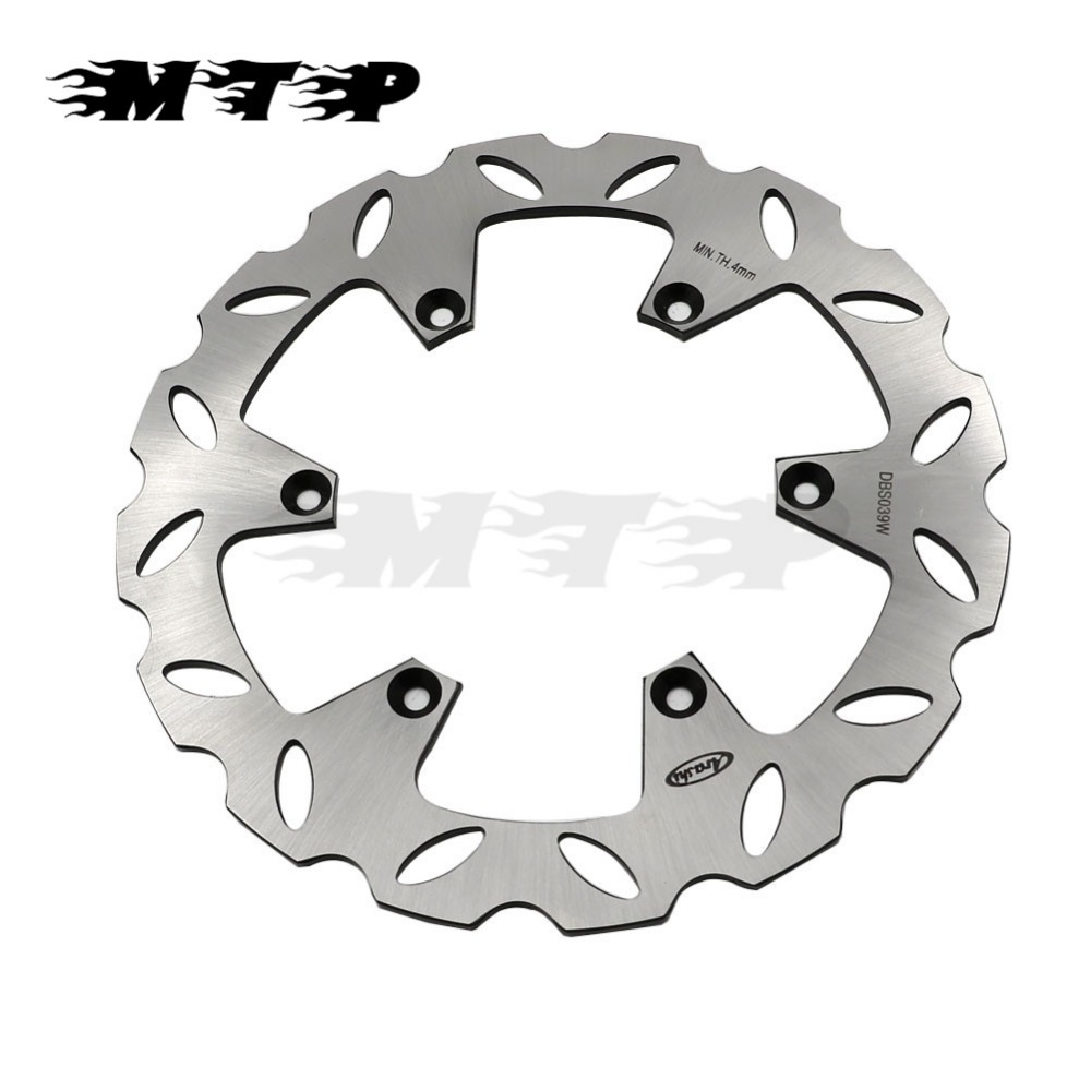 Motorcycle Rear Brake Disc Rotor For Suzuki RM125 RM250 RM 125 250 99-05 DRZ SM 400 05-09 fit for CANNONDAlE 400 XC 440 E X 2001 220mm rear brake disc rotor for suzuki rm125 rm 125 1988 1995 rm250 250 1996 1999 rmx250 rmx drz400 drz400 srz400s drz400e