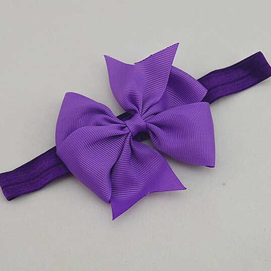 Headwrap เด็ก headbands headwear หญิง bow knot hairband head band ทารกแรกเกิดเด็กวัยหัดเดินของขวัญ tiara อุปกรณ์เสริมผม clothes66