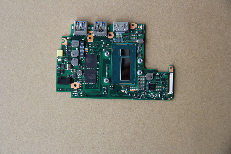 A1939000A For SONY SVD132 MBX 281 Laptop motherboard 1 888 562 12 with I7 45000U CPU