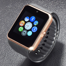 LANGTEK Bluetooth Smart Watch Z60 2G Internet NFC Support SIM TF Card Wearable Devices SmartWatch For Apple Android Phone GT08