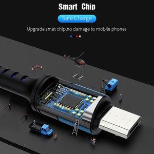 Image 5 - Micro USB Kabel 3A QC3.0 Schnelle Lade USB Daten Kabel für Samsung Xiaomi Huawei Android Handy Microusb Ladegerät Kabel