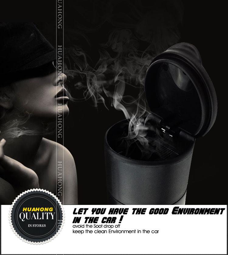 Vtear пепельница для автомобиля, пепельницы для автомобиля, изготовленные с высоким огнезащитным ПБТ материалом, товары для украшения интерьера