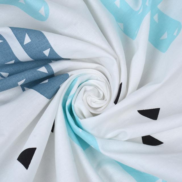 Crib Bedding Sheet – 100% Cotton