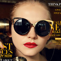 Linda Women Farrow Sunglasses Designer Erdem Brand New Female Glasses Cat Eye Oculos De Sol Retro Coating Fashion European Style