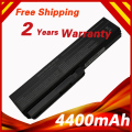 4400mAh 11.1V  Laptop Battery for LG SQU-804 SQU-805 SQU-807 SQU-904 R410 R510 R560 R580 Notebook for Casper TW8 Series 6 cells