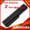4400mAh 11.1V  Laptop Battery for LG SQU-804 SQU-805 SQU-807 SQU-904 R410 R510 R560 R580 Notebook for Casper TW8 Series 6 cells