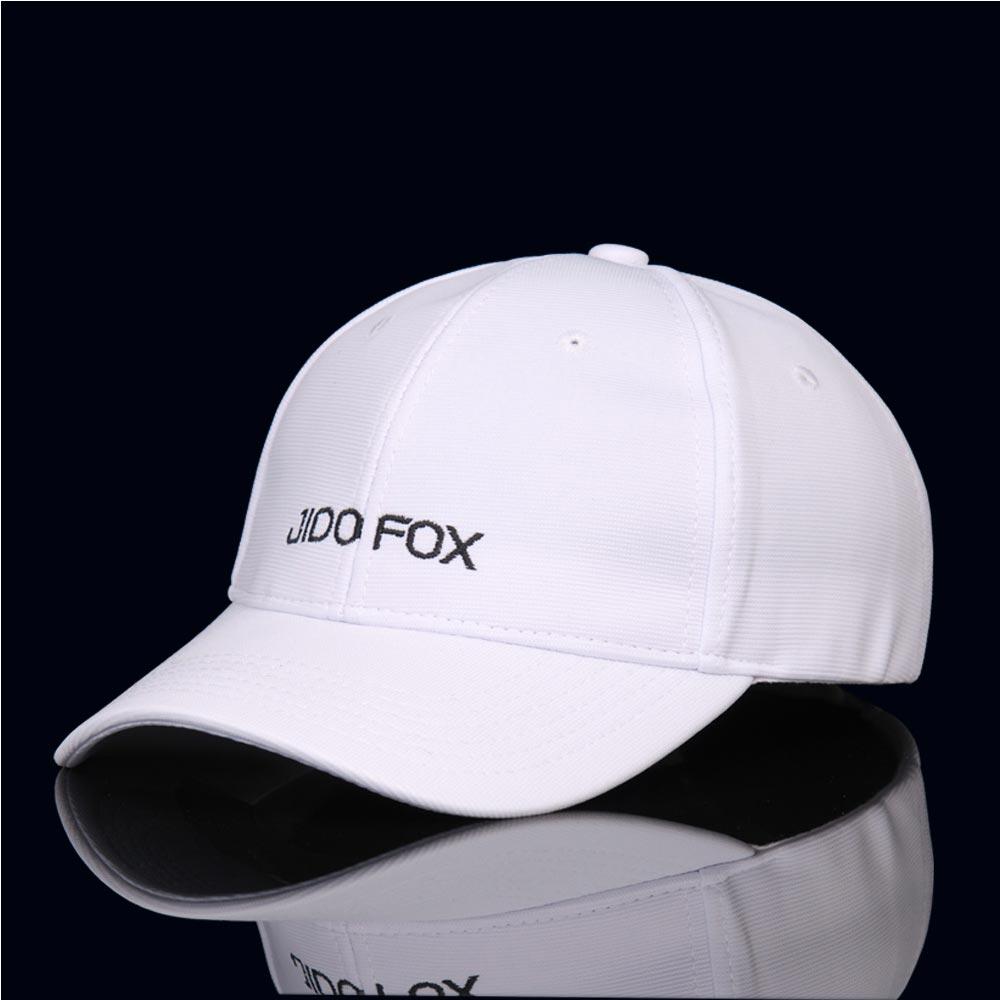 Hat Baseball-Cap Male Unisex Fashion Women Cotton Visor Sunhat Leisure JIDOFOX Wholesale