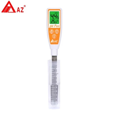 AZ8692 Handheld Laboratory PH Meter Portable pH Written Test Pen Water Quality PH Meter 0.00-14.00 pH Tester pen type digital ph temperature meter tester acidimeter 1 00 15 00 ph