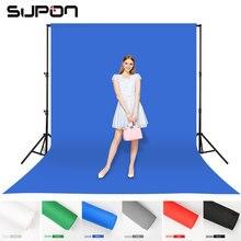 3 x 5m Non-Woven Fabrics Backdrop Screen Chroma key Background Backdrop Cloth for Studio Photo lighting 6 Colors Options