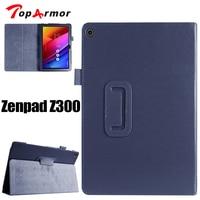 TopArmor Case For ASUS Zenpad 10 Z300C Z300CL Z300CG 10 1 Tablet Pc Flip Stand PU