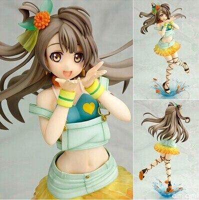 Anime Sexy Figure Love Live School Idol Project Minami Kotori Jump Ver. 1/8 PVC Figure Collectible Model Toy 22CM anime prison school meiko shiraki sexy pvc figure collectible model toy 15cm 3 colors